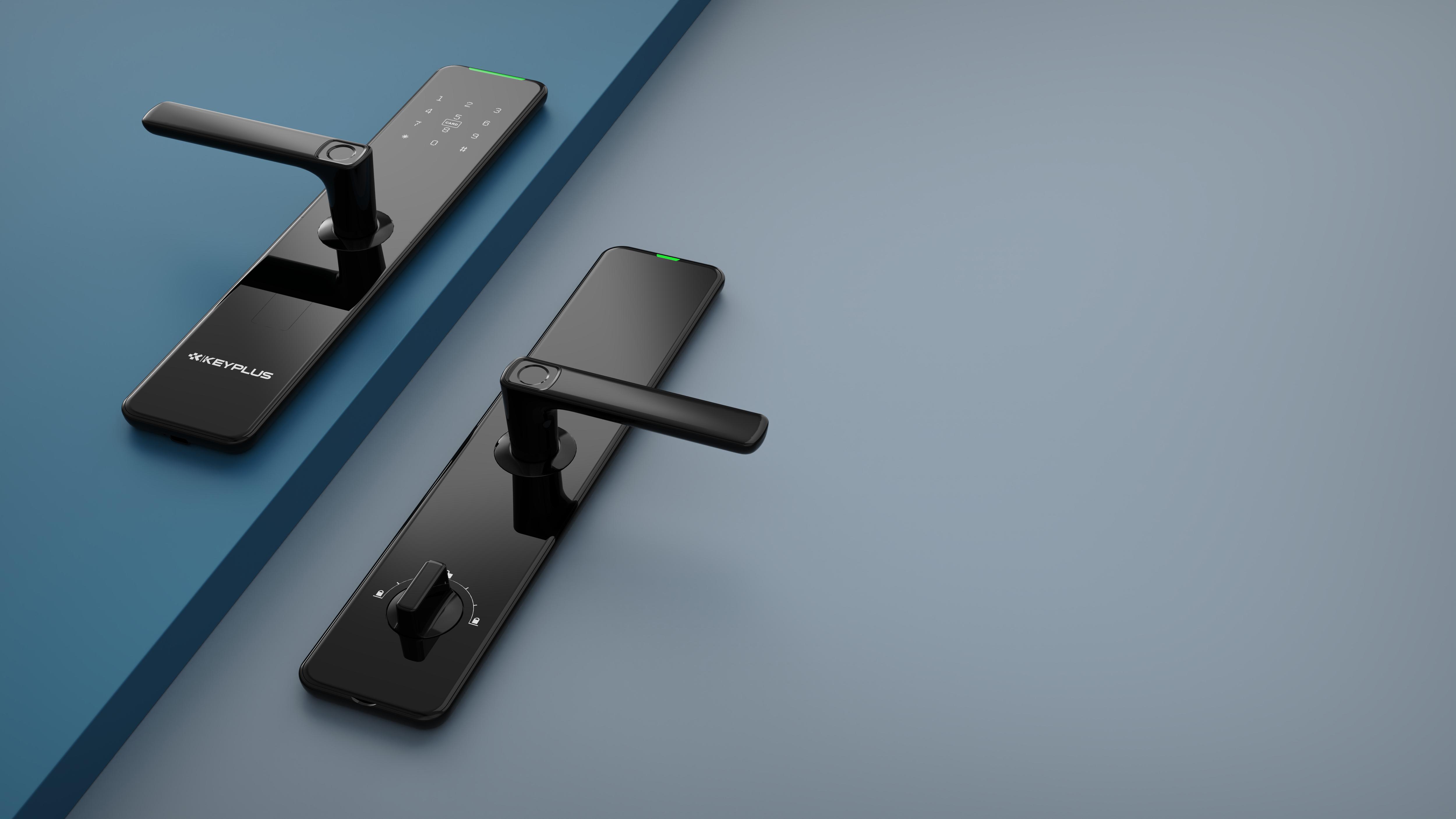 KX1- Ultra-thin Design Digital Smart Lock